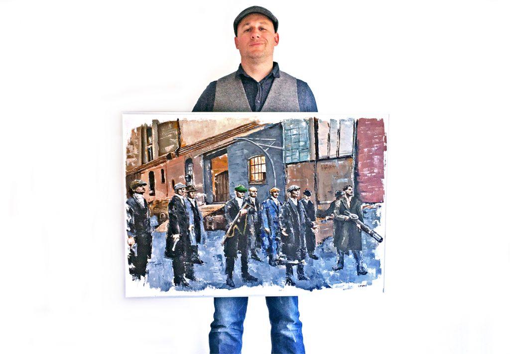 Contemporary Artist Marc van Rooijen